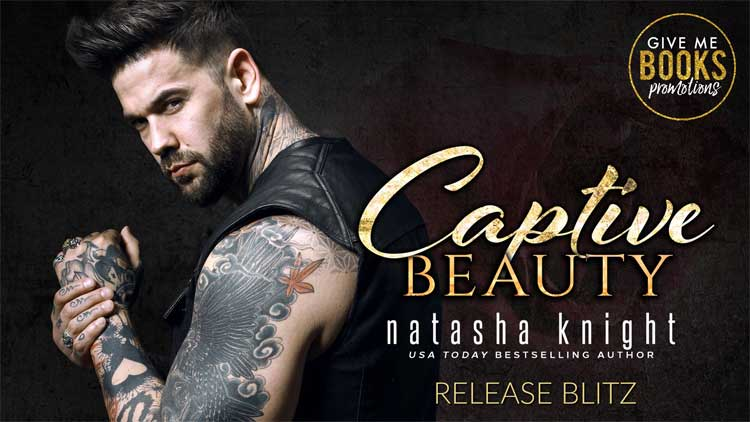 #ReleaseBlitz - Captive Beauty