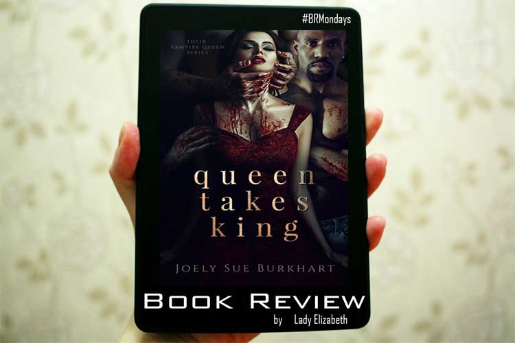 Queen Takes King Book Cover